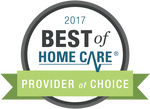 ComForCare Home Care Atlanta is Home Care Pulse's 2017 Provider of Choice