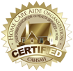ComForCare Home Care of Santa Cruz has received the prestigious Home Care Aide Organization Certification from the California Association for Health Services at Home (CAHSAH)