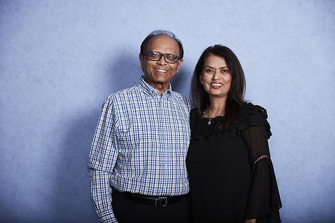 Paresh and Pragna Panchal, Directors