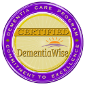 DementiaWise logo