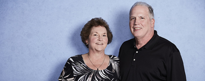 Jim and Trudy Rust, ComForCare Farmington Valley Owners