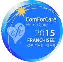 Senior In-Home Care | ComForCare | Palm Beach Gardens, FL - 2015-year-award