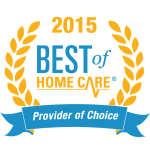 Senior Home Care Services: Waukesha/Hartland WI | ComForCare - 2015_provider-of-choice_resized