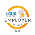 Stamford, CT In-Home Care Services, Senior & Elder Care | ComForCare - 2020_employer_of_choice