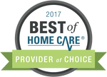Senior In-Home Care | ComForCare | Palm Beach Gardens, FL - 2017-Best_of_Home_Care-Provider_of_Choice