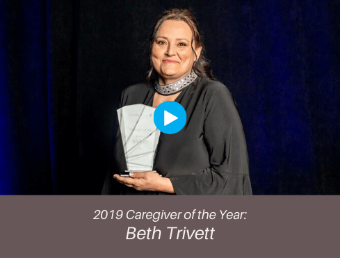 Careers: Home Care and Caregiver Jobs | ComForCare - Beth_Trivett_coty_2019_with_play_button
