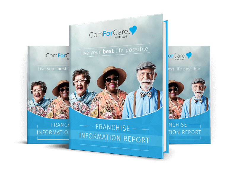 Download a Franchise Information Report | ComForCare - ComForCare-eBook-Cover
