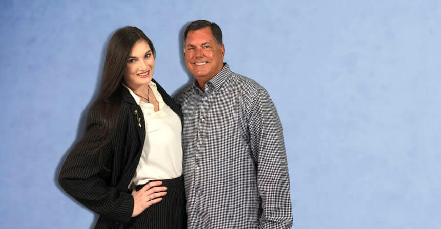 Meet the Owners | ComForCare | Jacksonville, FL - Curt_and_Carol-Lauren_Reilly