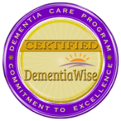 NYC Home Care & Senior Care Services | ComForCare - DementiaWise_Certification_Seal