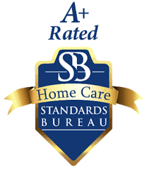 Senior In-Home Care | ComForCare | Denver South, CO - HCStandards-A%2BRating