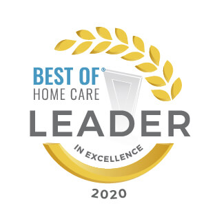 Stamford, CT In-Home Care Services, Senior & Elder Care | ComForCare - Leader_in_Excellence_2020