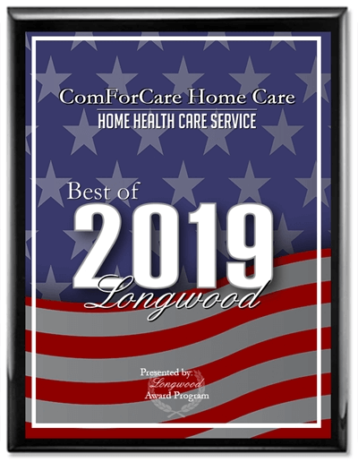 Greater Orlando, FL Home Care & Senior Care Services | ComForCare - award_again