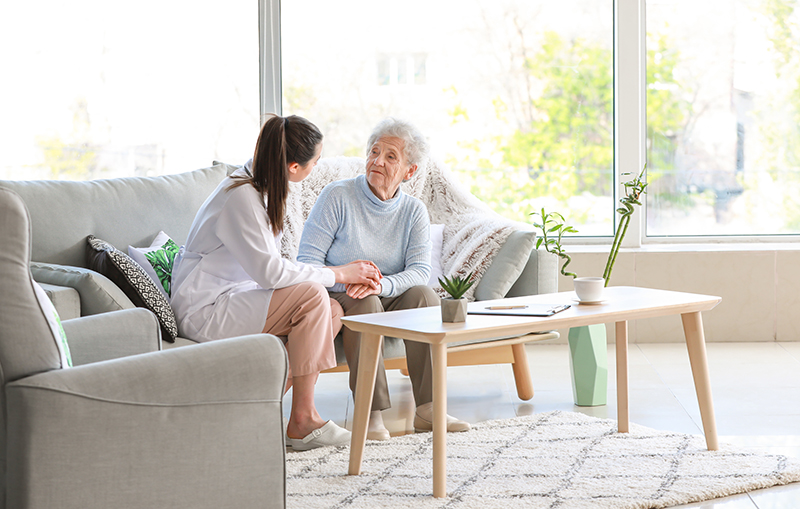 Transitions of Care Services McHenry County: Short & Long-Term | ComForCare - connect2