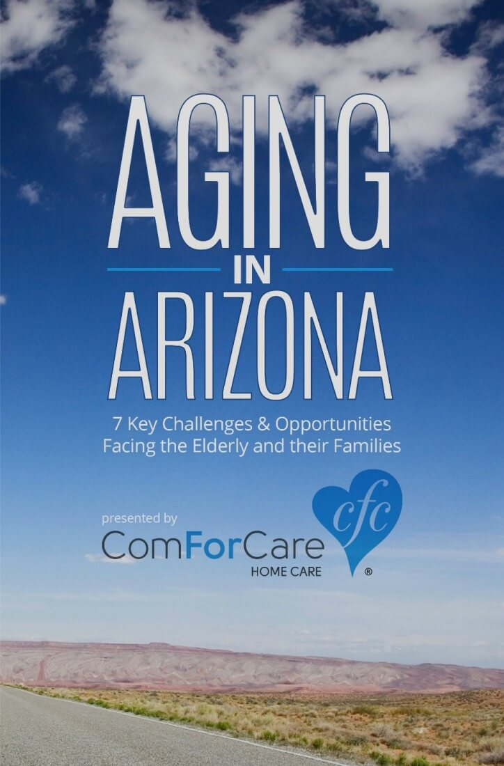 Stories From The Heart - Sun City West, AZ | ComForCare - aginginaz_book_cover_-