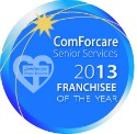 Senior In-Home Care | ComForCare | Palm Beach Gardens, FL - award-2013