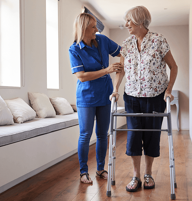 In-Home Nursing: Nurse Oversight Home Care | ComForCare - helping