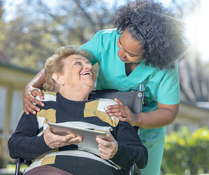 Transition of Care | ComForCare | Greater Orlando, FL - house-care1
