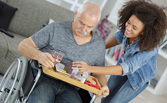 What Is Home Care? Learn about Home Care Services | ComForCare - image-resources-helpinghand