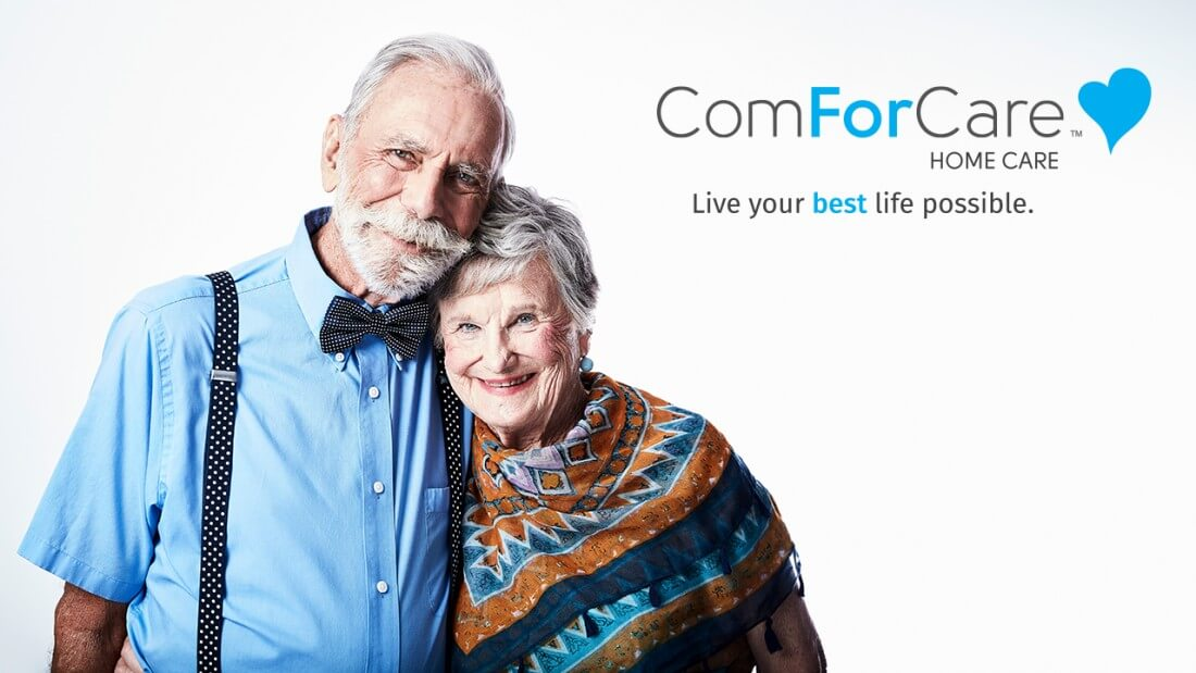 Areas We Serve - Tri-Valley Livermore, CA | ComForCare - older_Couple_man_and_lady