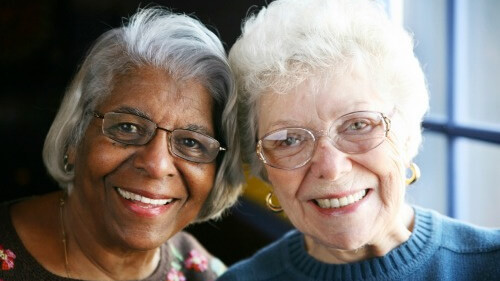 Community Resources - Central San Diego, CA | ComForCare - two_women_smiling_diversity-500(1)